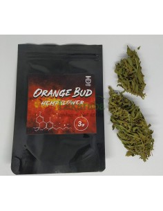 Flores de CBD Orange Bud