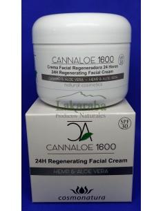 Crema Cannábica CANNALOE...