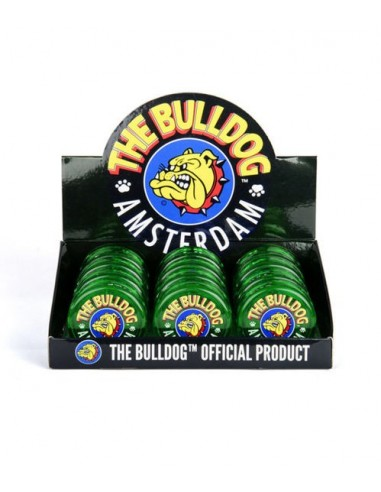 The Bulldog Grinder Acrílico...