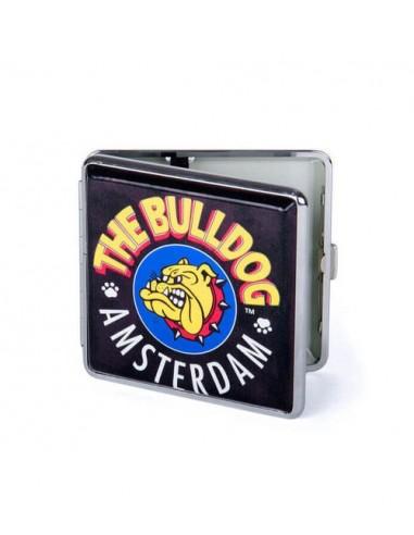 The Bulldog Pitillera Metálica Logo