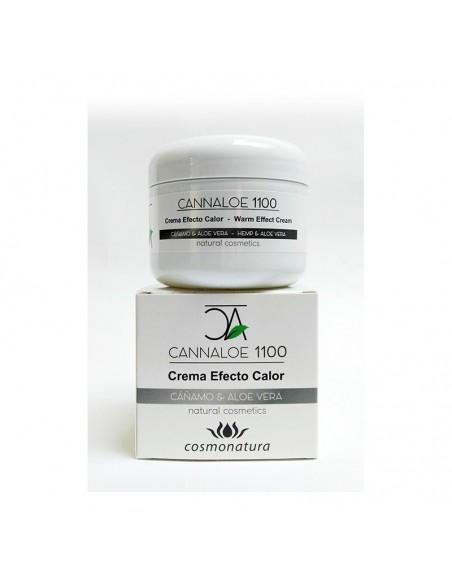 Crema Cannábica CANNALOE 1100 – CREMA EFECTO CALOR
