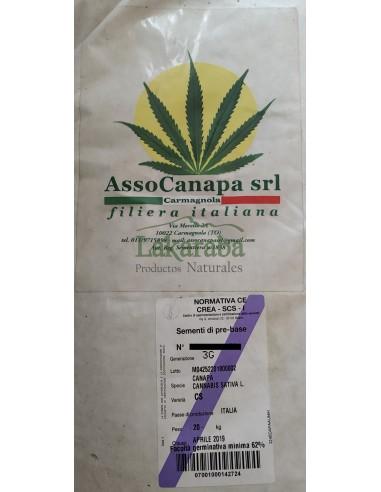 Semilla Certificada CS (Carmagnola...